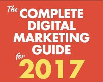 Digital Marketing 2017 - Make money online and boost business sales fast