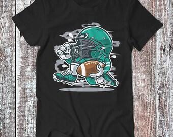 Football Head , Football King Tee, Funny T-shirt , Sport Shirt