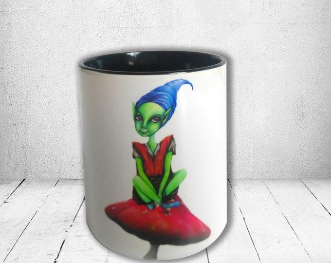 Elf - 11 oz Ceramic Mug