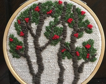 "Rowan Tree 3""hoop"