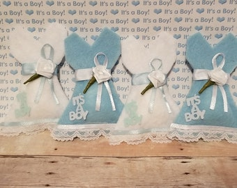 35 ''IT'S A BOY'' Bun In The Oven Dresses
