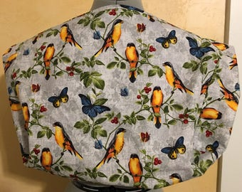 Birds & Butterflies #2 Crossbody / Messenger Bag