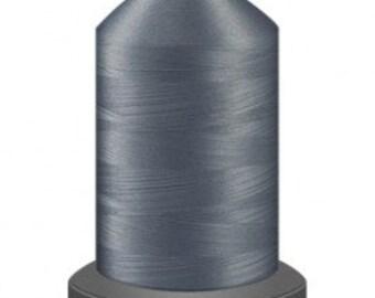 silver thread, quilting thread, sewing machine thread, glide no 40, Tex 27, sewing thread, 1000m cone, silver thread, polyester thread