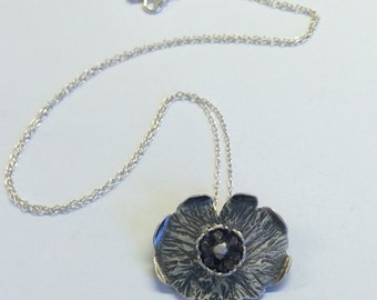 Lily Pad Necklace