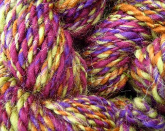 Handspun Yarn in Bold Box