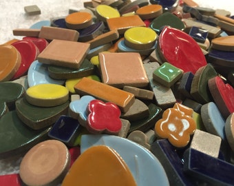 Ceramic Shapes Mix