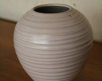west german pottery by Waechterbach 6369 decor Bremen