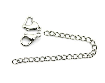 Stainless Steel Necklace Extender