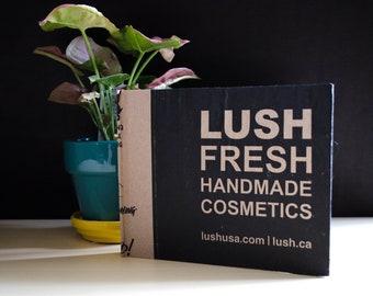 Hand Bound Lush Journal
