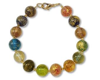 Murano Glass Bracelet - Chiara