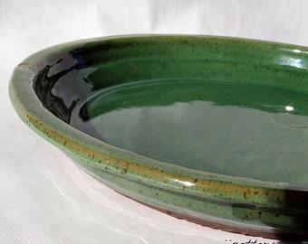 Platter, Ceramic tray, Pottery baking dish, Handmade Serving Dish, Serving Platter, Stoneware Platter, Baking dish,