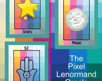 The Pixel Lenormand Oracle
