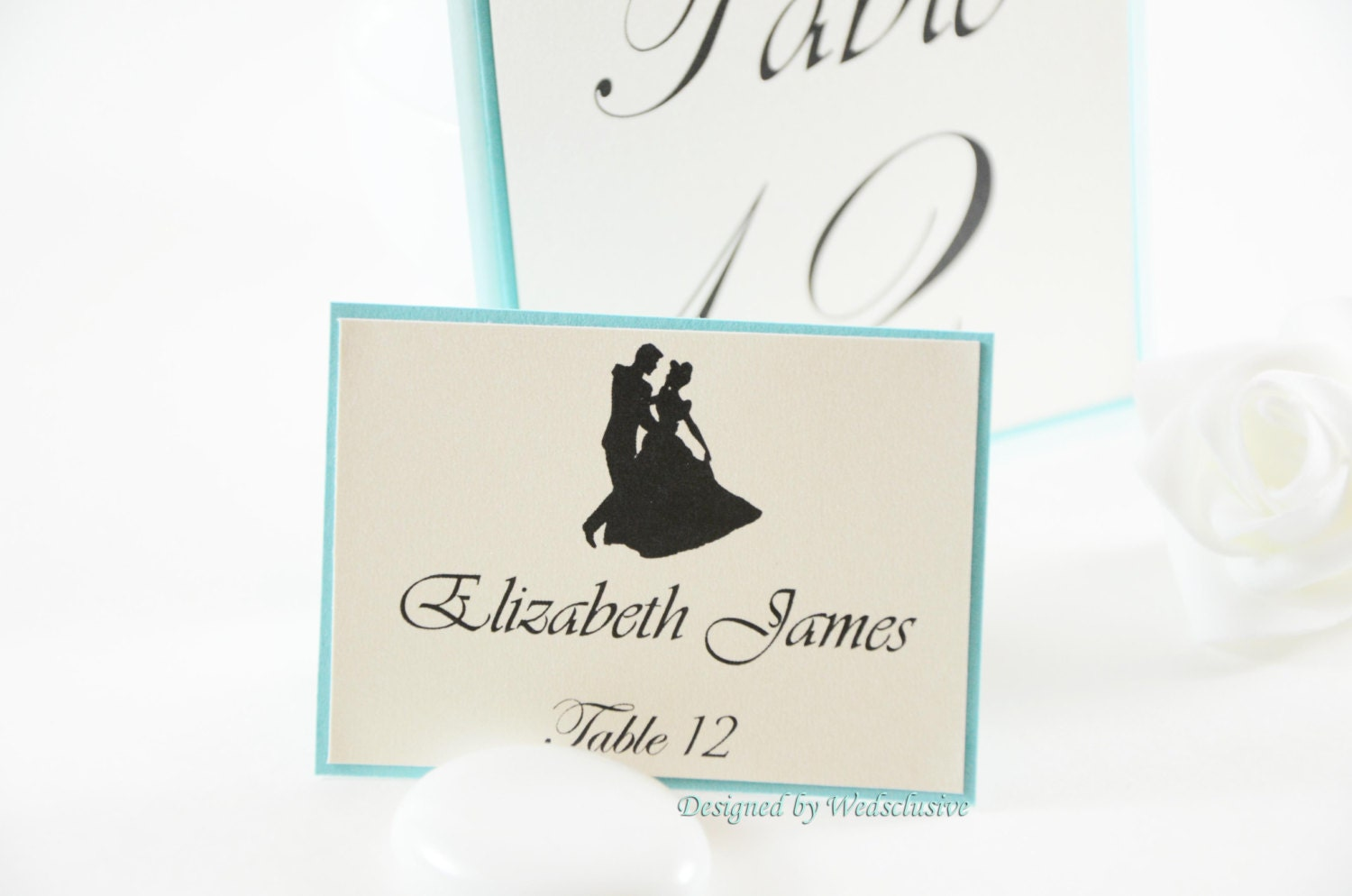 Cinderella Place Cards Cinderella Wedding Disney Wedding