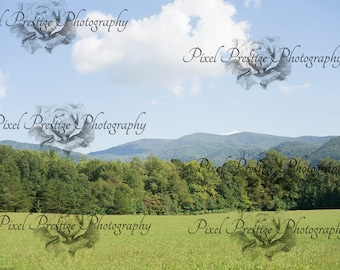 4 Mountains digital backgrounds/ backdrops