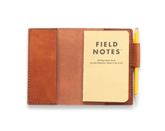 Field Notes Cover - Sandtan