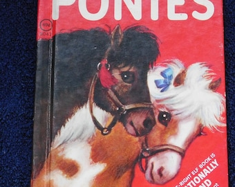Ponies by Rand McNally Publisher