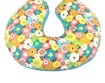 Autumn Flowers Boppy Cover