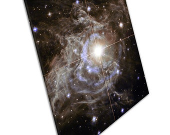 star RS Puppis Space Ready to Hang Canvas IE424