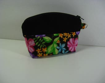 Coin Purse, Change Purse, Card Holder, Jewelry Holder, Zipper Pouch, Gift for Her, READY TO SHIP