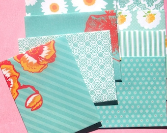 Turquoise - A2 Envelopes