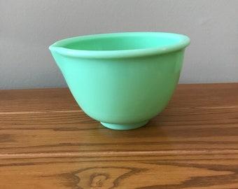 Jadite Jadeite Mixing Bowl