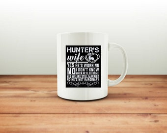 Hunters Wife 11oz Mug