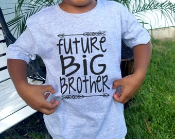 Custom Colors / Big Brother Shirt / I'm going to be a Big Brother T-Shirt