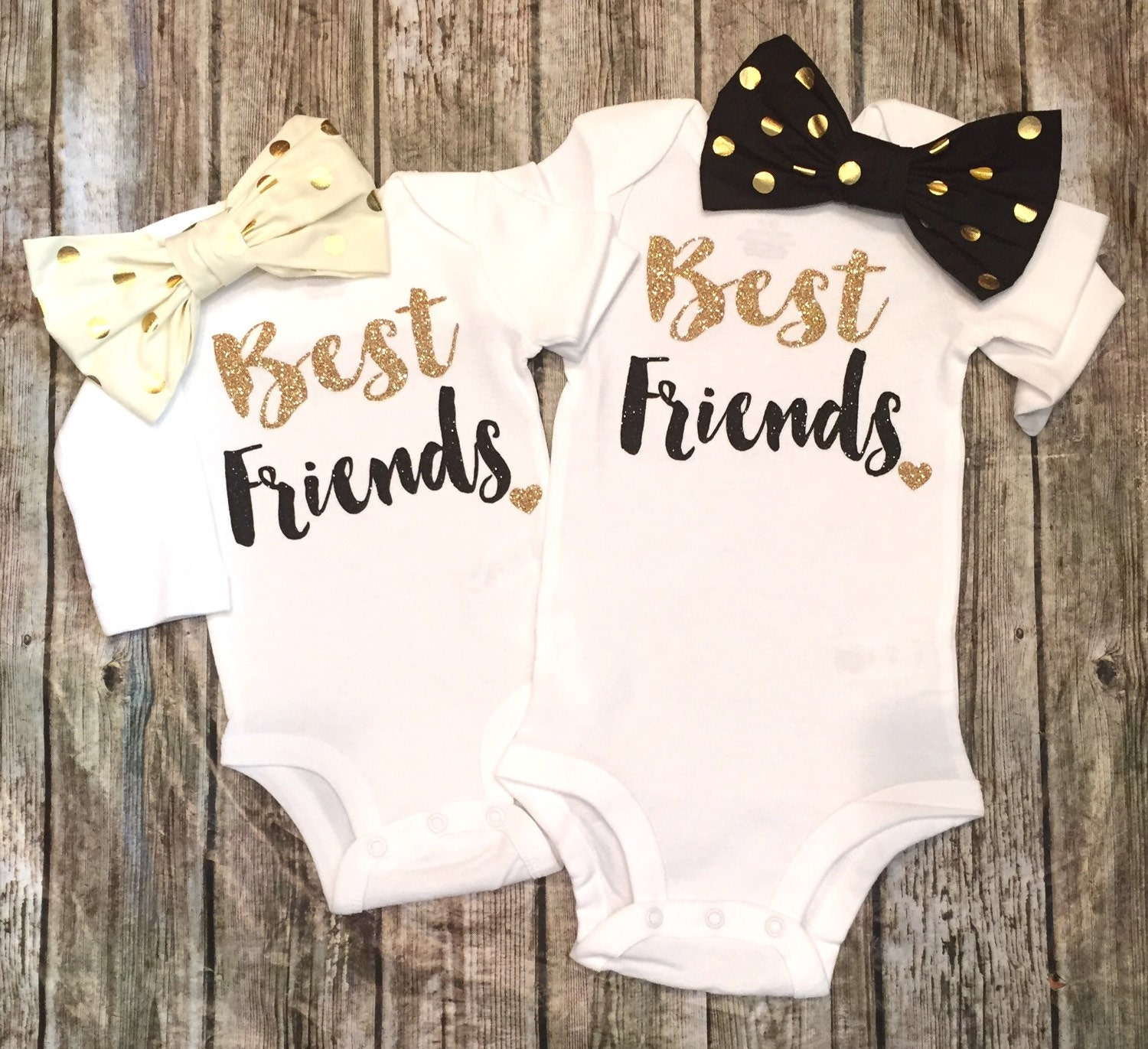 Baby Girl Clothes Best Friends Shirts Best Friends
