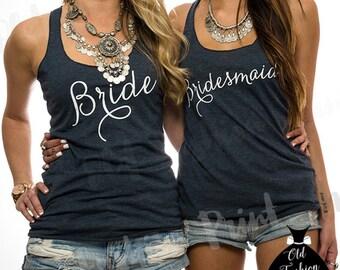 Bride Shirt. Bride To Be. Bridal Shower Gift. Bridal Party Gift. Bride Workout Shirt. Bride Workout Tank. Mrs Workout Tank. Wedding Workout.
