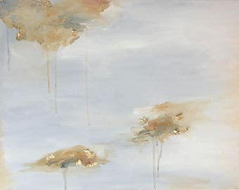 Flow Series #2: Original Abstract Oil Painting