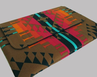 Microsoft Surface Case, Surface Book Case, Surface Sleeve, Surface Cover, Surface Pro 2 3 4 RT Case Southwest Tribal