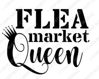 Flea Mark Queen Digital Download