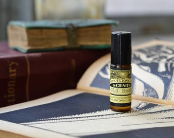 OLD BOOKS Perfume Oil (Available in Four Sizes)