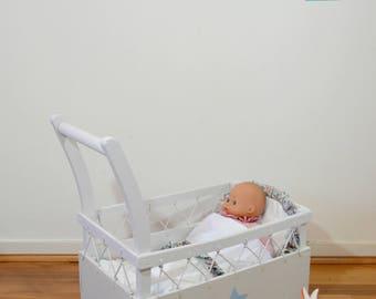 Stubenwagen weiss alvi komplett birthe weia hello baby gunstig