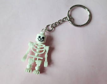 Key - Lego skeleton figure - Lego skeleton figure