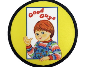 Good Guys Patch Childs Play Patch Chucky Patch Childs Play Chucky Patch Good Guys Chucky Patch Horror Patch 80s Horror Iron On Patch
