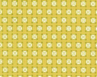 Rhoda Ruth by Elizabeth Hartman for Robert Kaufman Fabrics - 1/2 yard cut - # AZH 15455-268 Nature