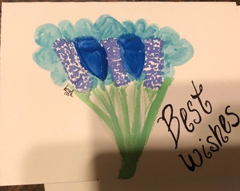 Miscellaneous Water Color Cards