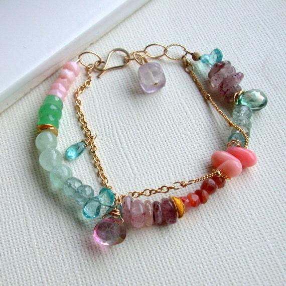 Sunset Ocean Bracelet