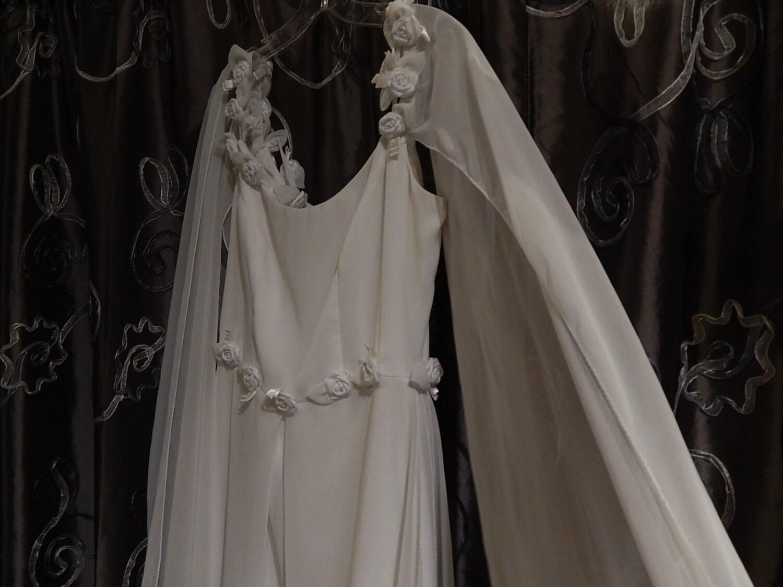 Jahrgang Lady Guinevere Stil Empire Mieder Brautkleid
