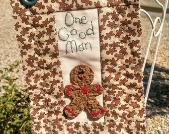 Gingerbread Door Hanger