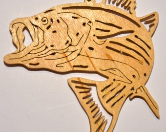 Ornament Striped Bass