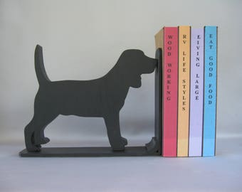 Regal Beagle Bookend