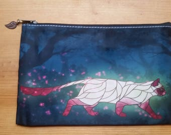Lamplight Zipper Pouch