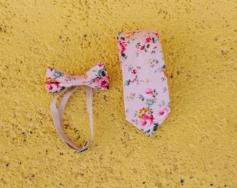 Pink Floral, Baby headband
