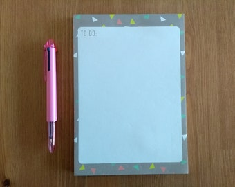 To Do Notepad List