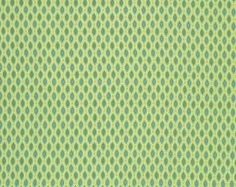 Amy Butler Gypsy Caravan Gypsy Cat Eye Green cotton Fabric by the yard