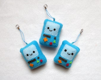 ONE Beemo Keychain/Charm by Deadly Sweet
