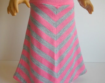 18 inch Doll Clothes fits American Girl; Maxi Skirt; Maxi Skirt for 18 inch dolls; 18 inch doll clothes