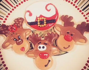 Rudolph & Friends